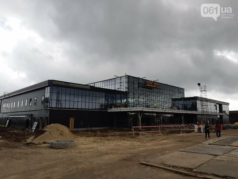 Строительство терминала запорожского аэропорта подорожало на четверть миллиарда: что сейчас проиходит на объекте, - ФОТОРЕПОРТАЖ, фото-17