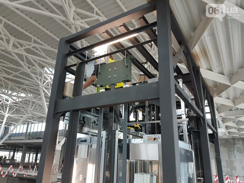 Строительство терминала запорожского аэропорта подорожало на четверть миллиарда: что сейчас проиходит на объекте, - ФОТОРЕПОРТАЖ, фото-19