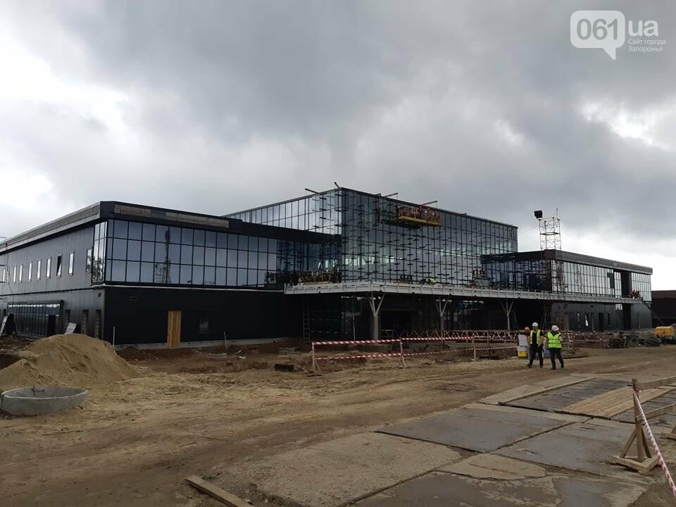Строительство терминала запорожского аэропорта подорожало на четверть миллиарда: что сейчас проиходит на объекте, - ФОТОРЕПОРТАЖ, фото-21