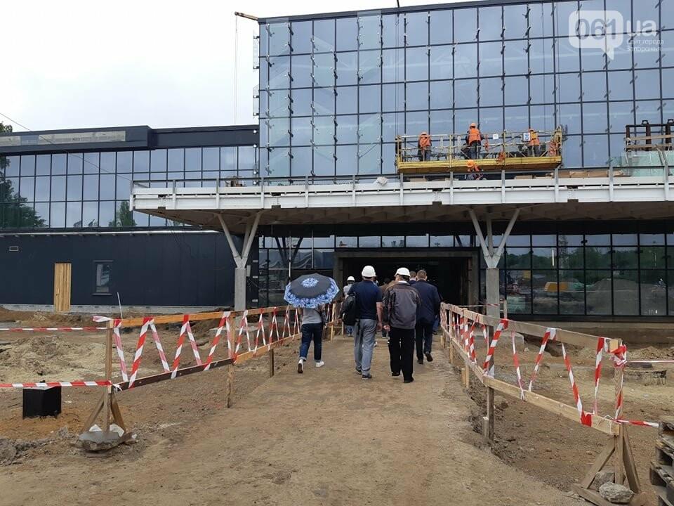 Строительство терминала запорожского аэропорта подорожало на четверть миллиарда: что сейчас проиходит на объекте, - ФОТОРЕПОРТАЖ, фото-3
