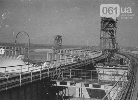 Итальянский фотограф запечатлел взорванную в 40-х годах плотину ДнепроГЭС, - ФОТО, фото-1
