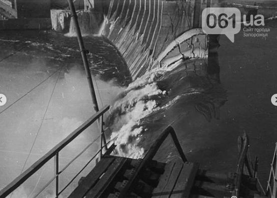 Итальянский фотограф запечатлел взорванную в 40-х годах плотину ДнепроГЭС, - ФОТО, фото-2