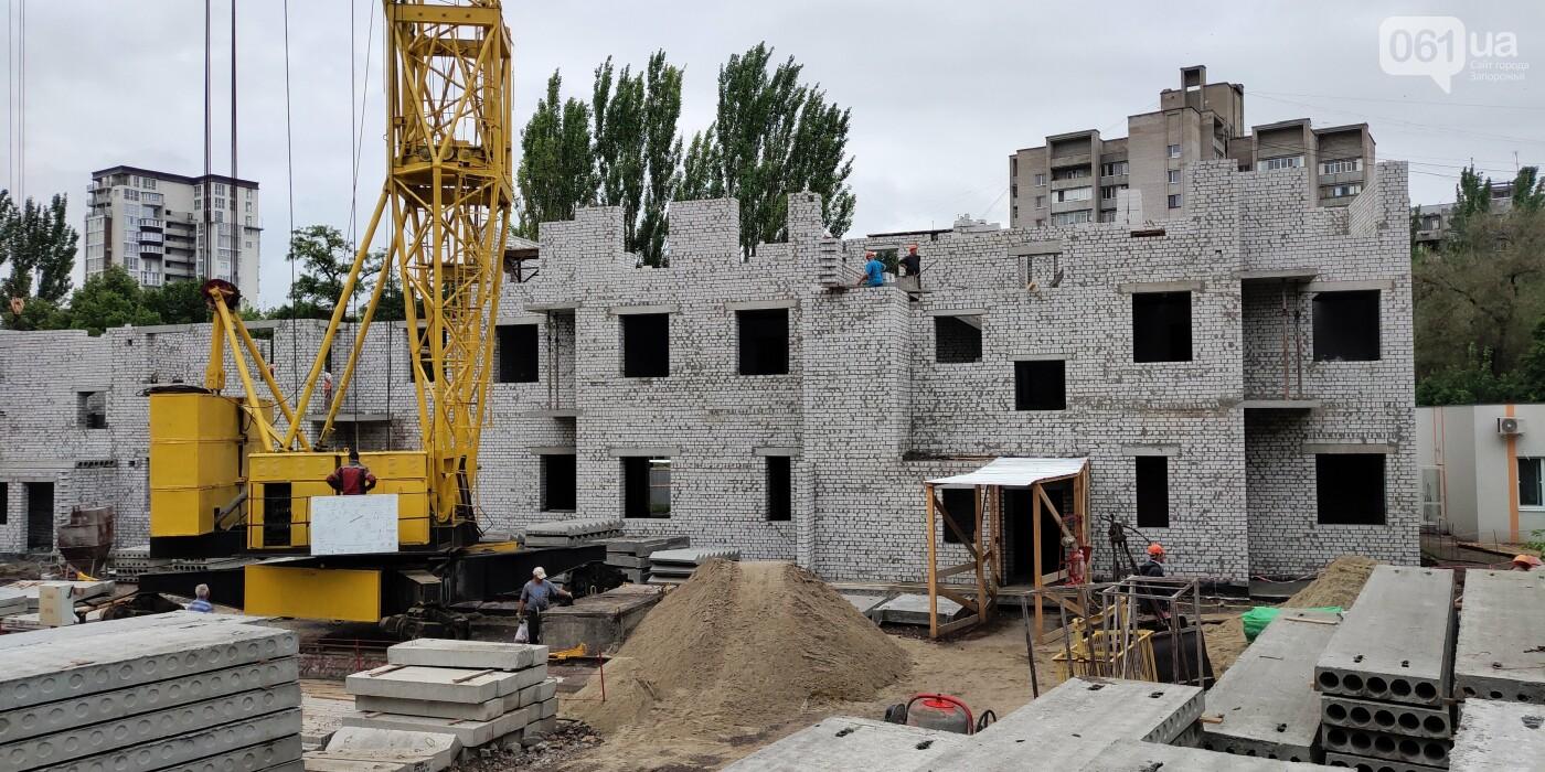 Строительство жилого комплекса «Comfort City» в Бородинском микрорайоне идет по плану, фото-1
