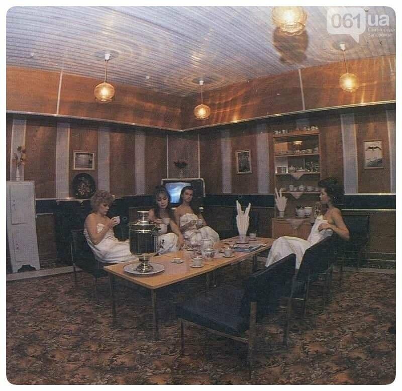 Сауна с самоваром и оригинальные интерьеры «Интуриста»: запорожский краевед опубликовал ретро-фото гостиницы, фото-1