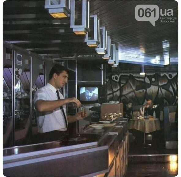 Сауна с самоваром и оригинальные интерьеры «Интуриста»: запорожский краевед опубликовал ретро-фото гостиницы, фото-5