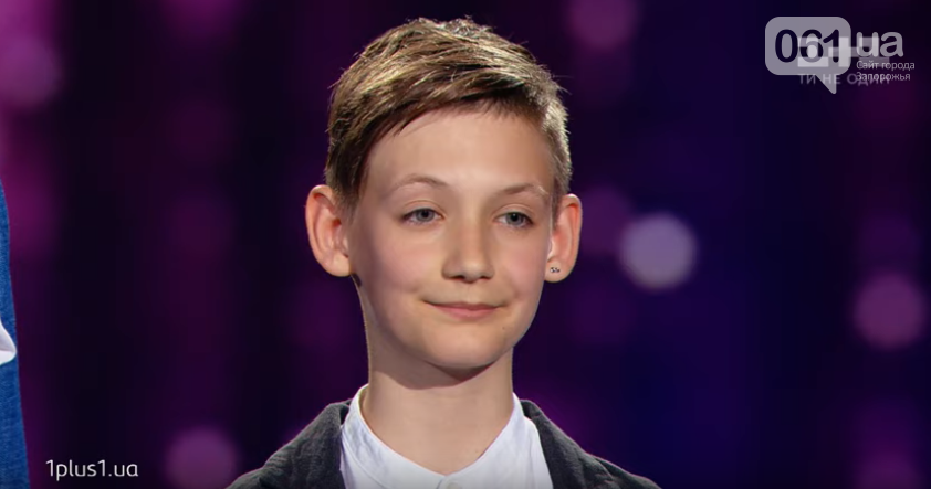 Запорожский школьник закончил свое участие в шоу «Голос. Дети», – ВИДЕО, фото-1