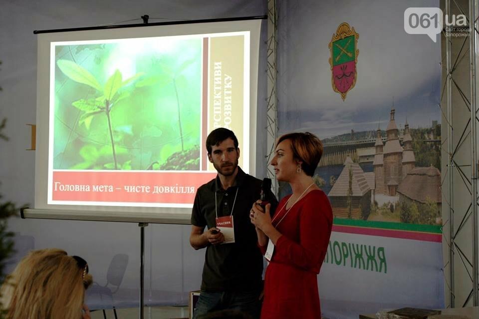 «Купуй у своє»: как эко-активисты приучают запорожцев к ответственному потреблению, фото-9