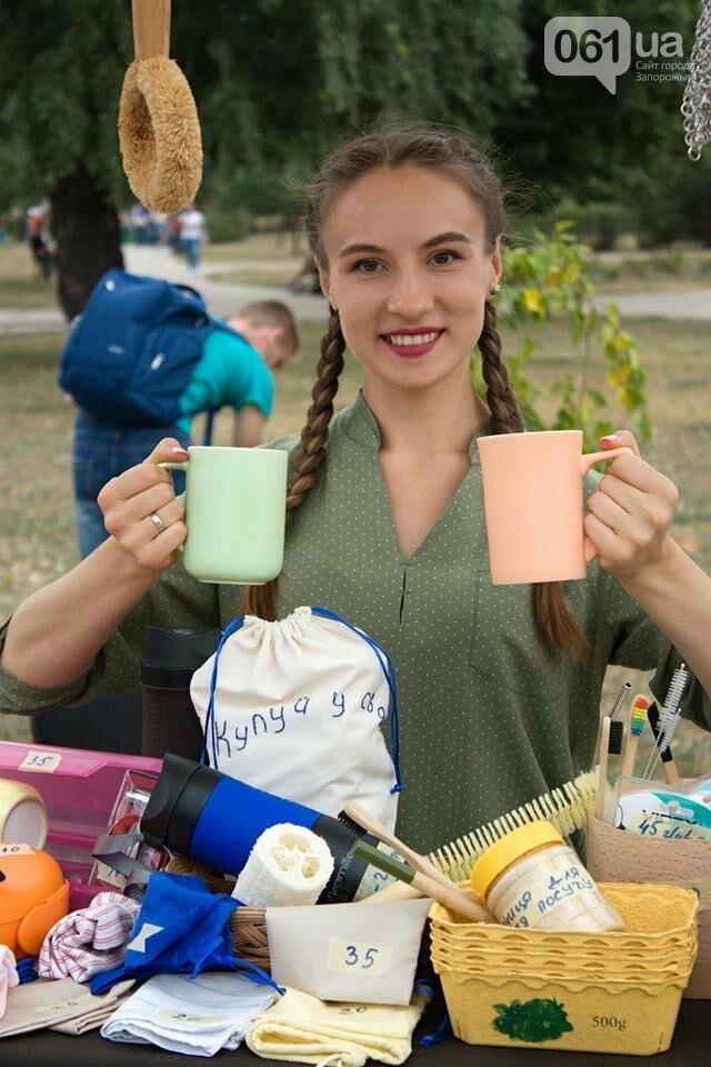 «Купуй у своє»: как эко-активисты приучают запорожцев к ответственному потреблению, фото-17
