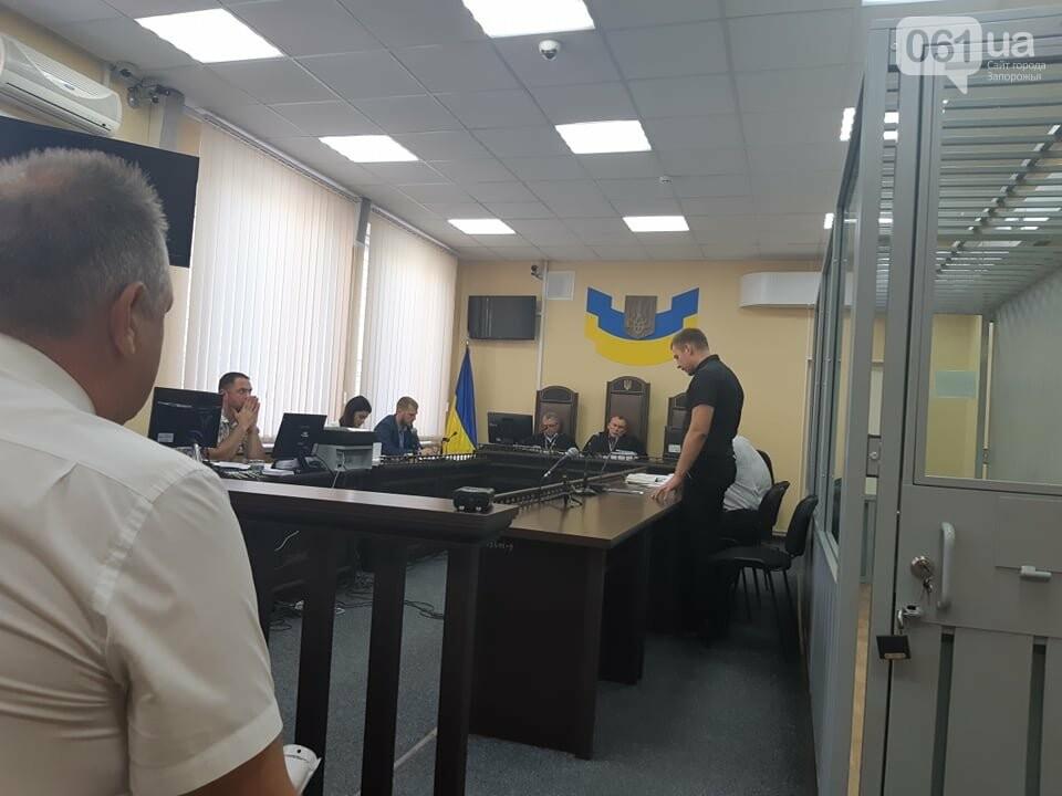 Запорожский суд отменил залог и арестовал полицейского, которого подозревают в совершении ДТП – в аварии погибла семья, - ФОТО, фото-3