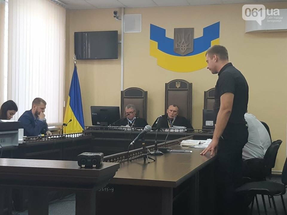 Запорожский суд отменил залог и арестовал полицейского, которого подозревают в совершении ДТП – в аварии погибла семья, - ФОТО, фото-1
