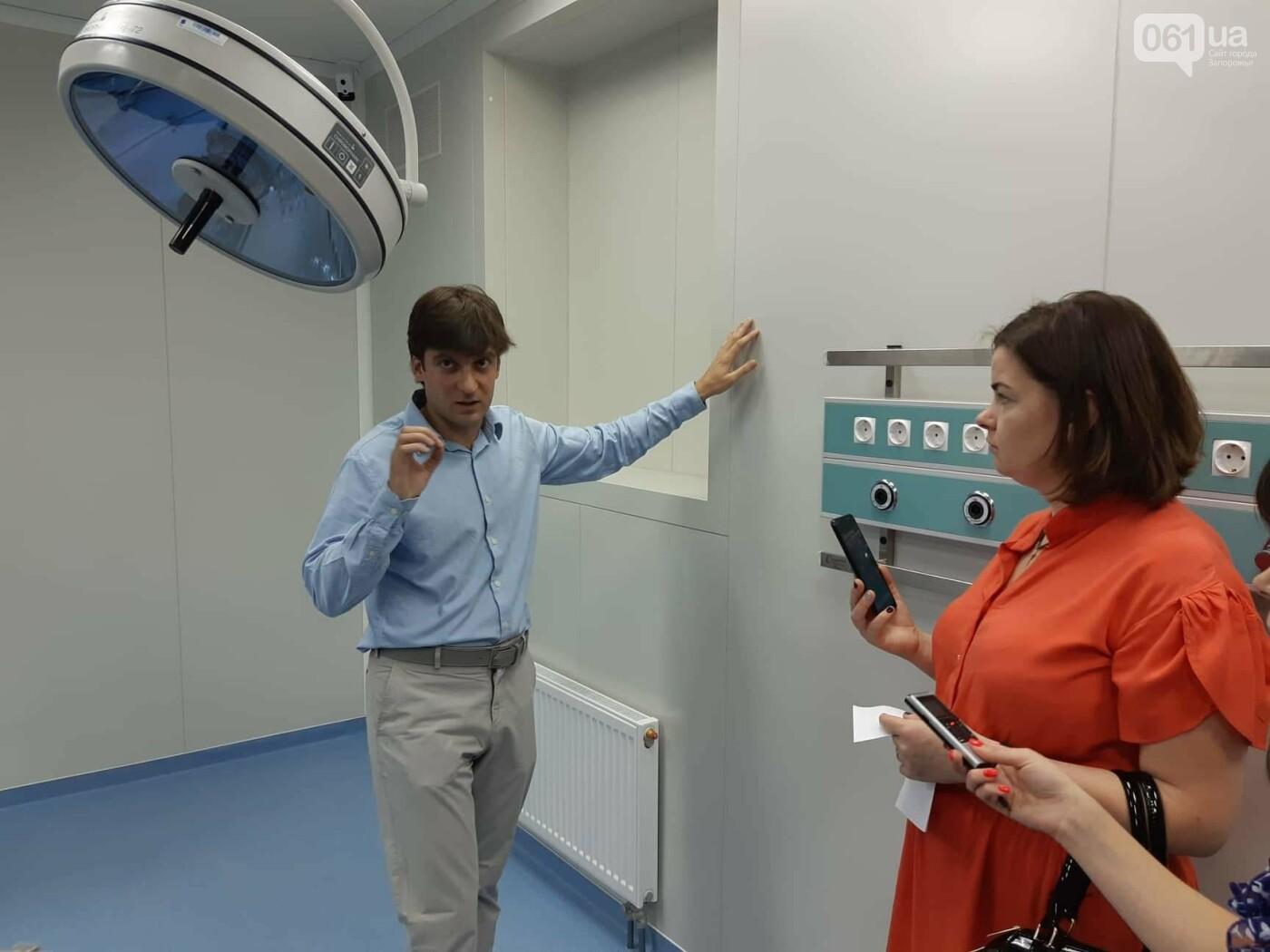 В Запорожье на месте заброшенного долгостроя построили частную клинику: как она выглядит и что будет внутри, - ФОТОРЕПОРТАЖ, фото-10
