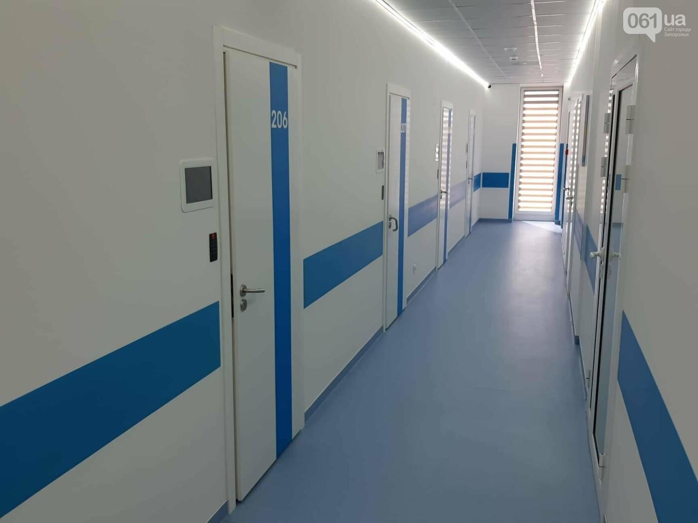 В Запорожье на месте заброшенного долгостроя построили частную клинику: как она выглядит и что будет внутри, - ФОТОРЕПОРТАЖ, фото-6