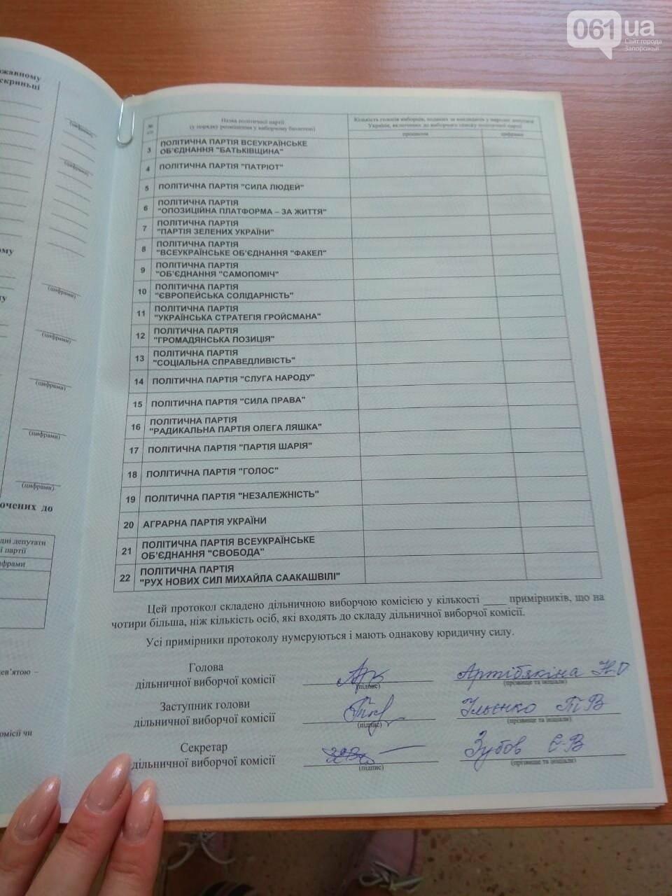 В Мелитополе открыли уголовное дело по факту фальсификации избирательных документов, фото-2