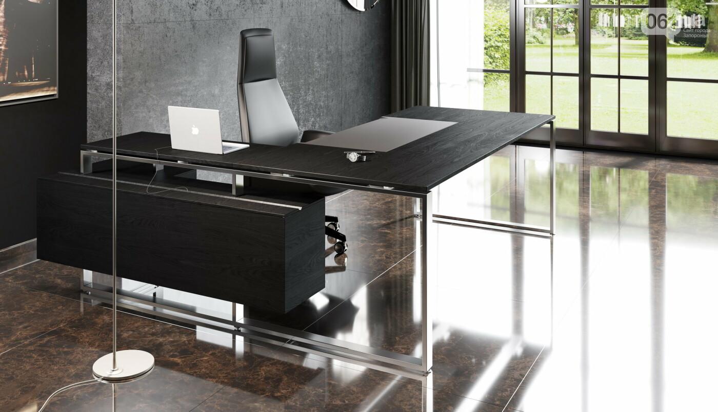 Какими характеристиками должна обладать современная мебель для офиса?, фото-1