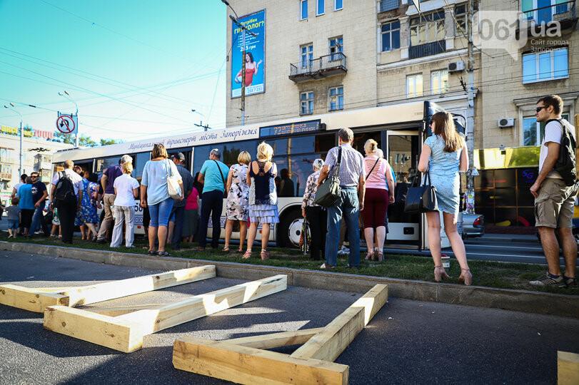 Как изменилось движение общественного транспорта из-за ремонта на пр.Металлургов, фото-1
