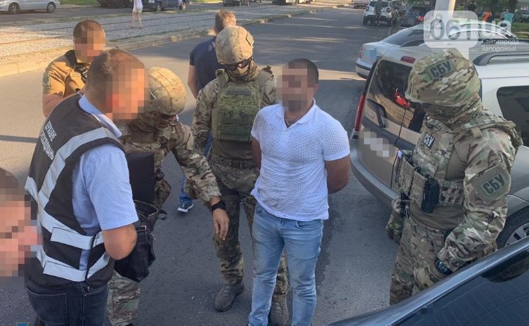СБУ инсценировала убийство, заказчиком которого был запорожский полицейский, - ФОТО, фото-3