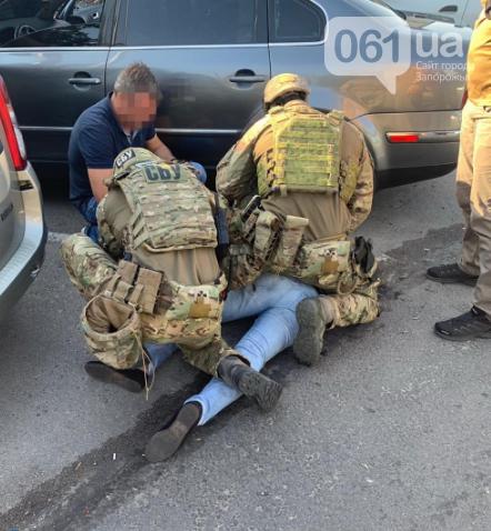 СБУ инсценировала убийство, заказчиком которого был запорожский полицейский, - ФОТО, фото-2