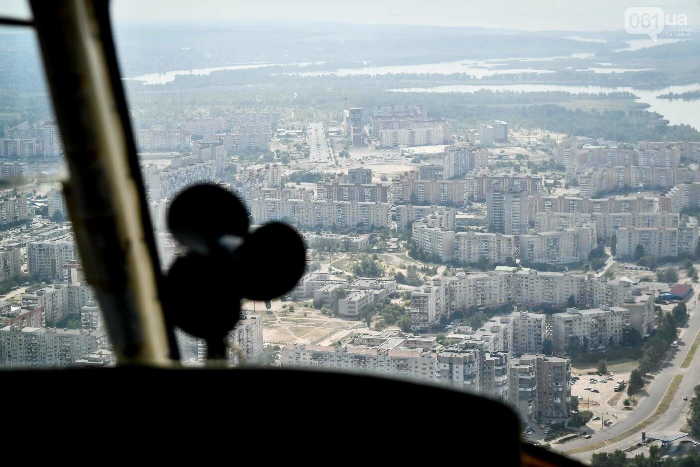 """""""Город красивый, если бы только заводы не дымили"""": запорожцам показали город с высоты птичьего полета, - ФОТОРЕПОРТАЖ, фото-36"""