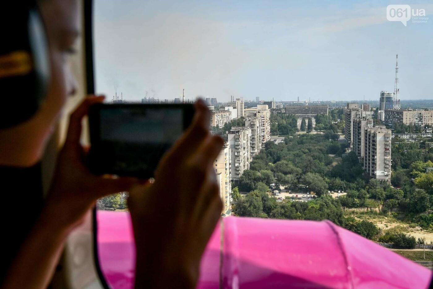 """""""Город красивый, если бы только заводы не дымили"""": запорожцам показали город с высоты птичьего полета, - ФОТОРЕПОРТАЖ, фото-32"""