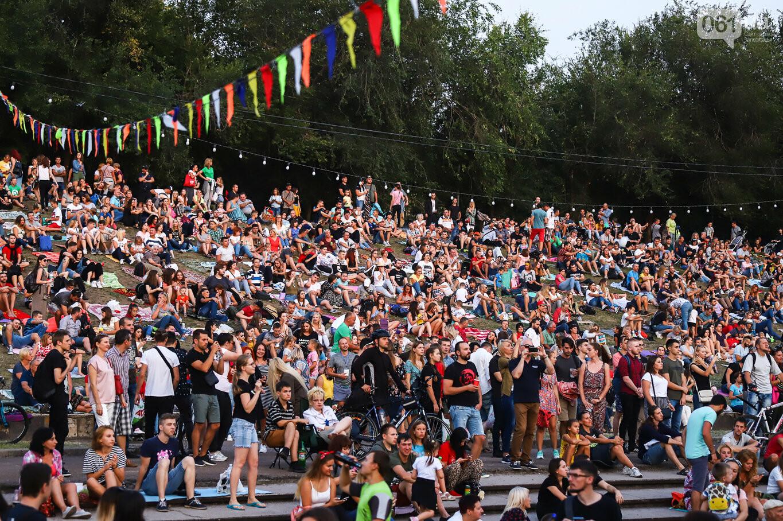 Alyona Alyona, Kazka, Green Grey и Pianoбой: кто зажигал во второй день фестиваля Khortytsia Freedom, - ФОТОРЕПОРТАЖ, фото-1