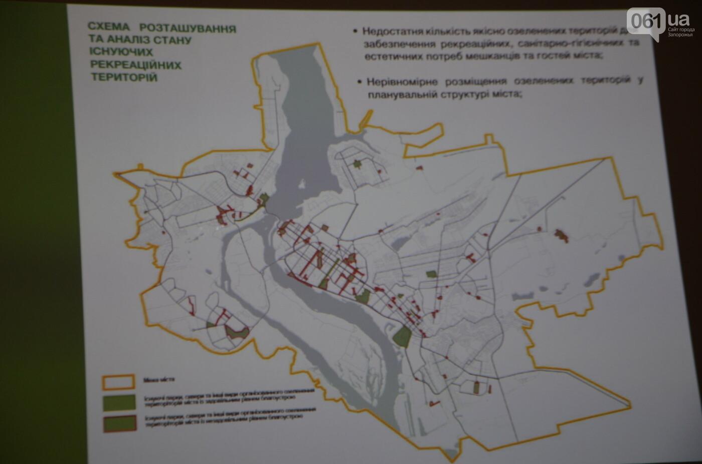 В Запорожье предлагают разрабатывать новые зеленые зоны, велопешеходные и экологические маршруты, фото-9