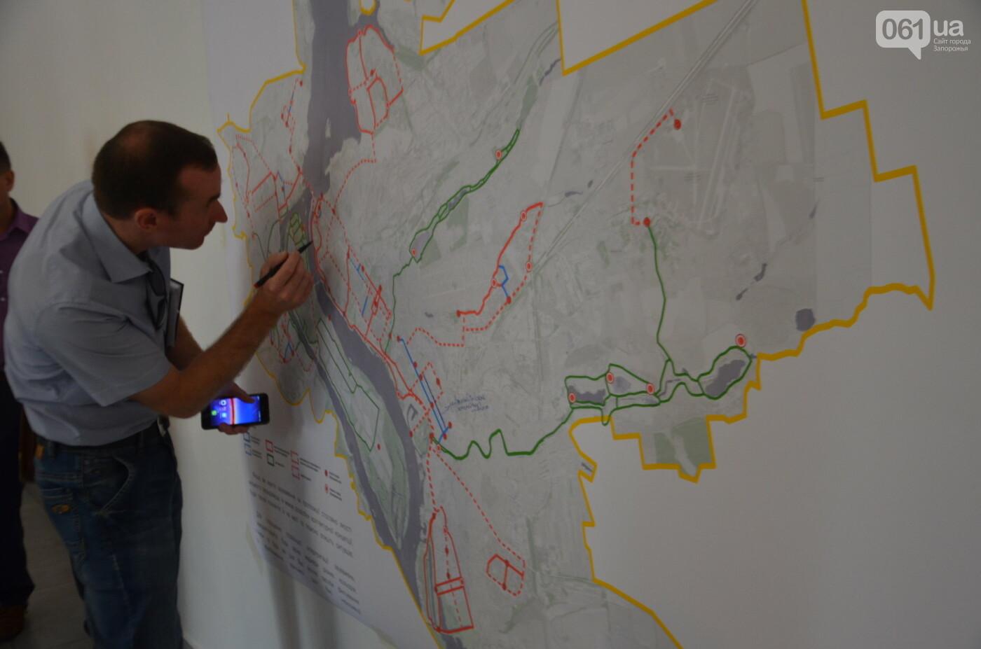 В Запорожье предлагают разрабатывать новые зеленые зоны, велопешеходные и экологические маршруты, фото-24
