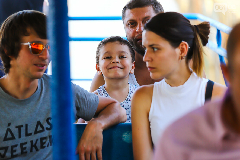 Речной пассажирский транспорт в Запорожье работает неделю: есть ли спрос и что говорят в мэрии, - ФОТОРЕПОРТАЖ, фото-29