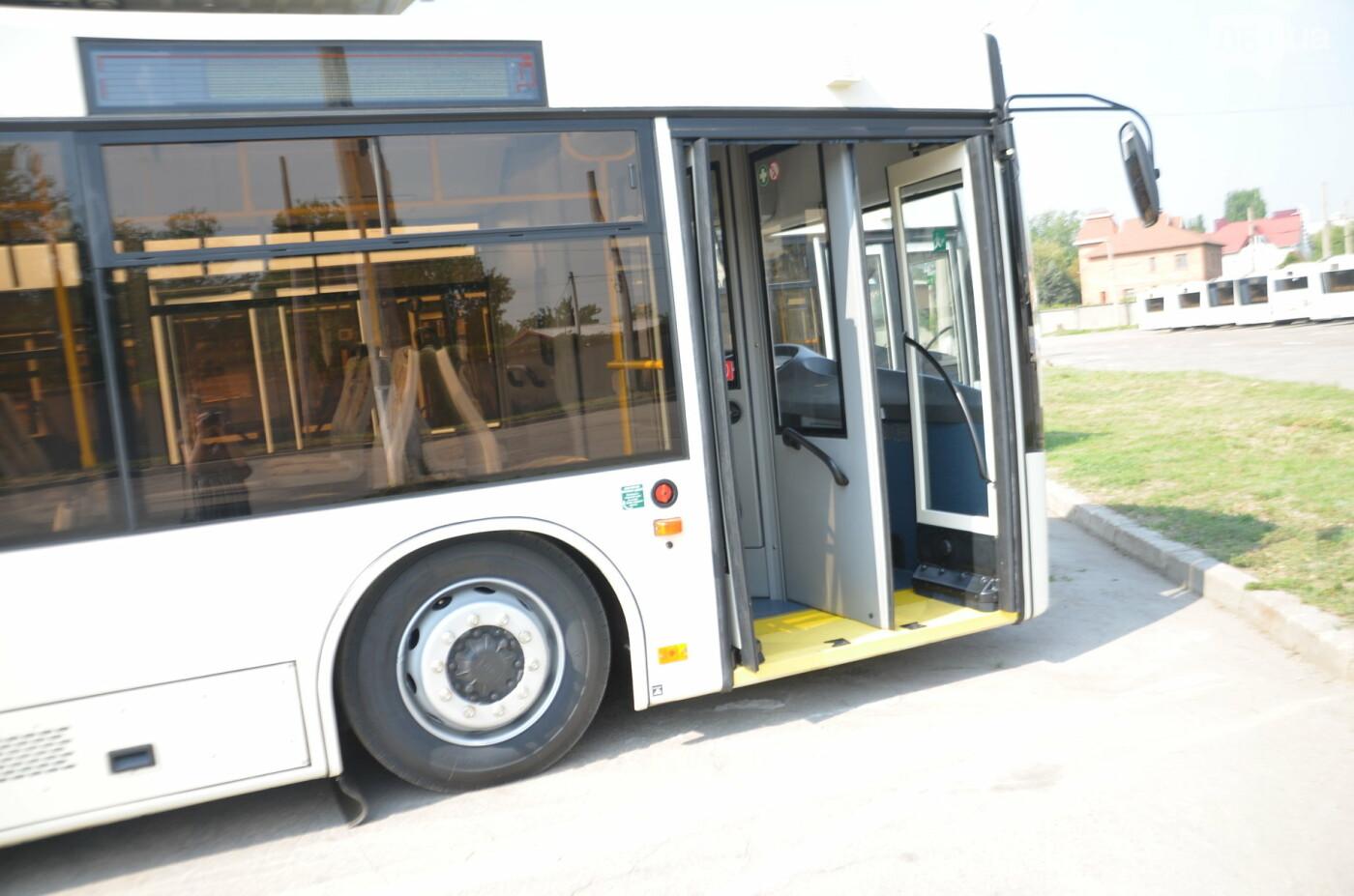 В Запорожье на линию выйдут пять новых троллейбусов с автономным ходом, - ФОТОРЕПОРТАЖ, фото-7