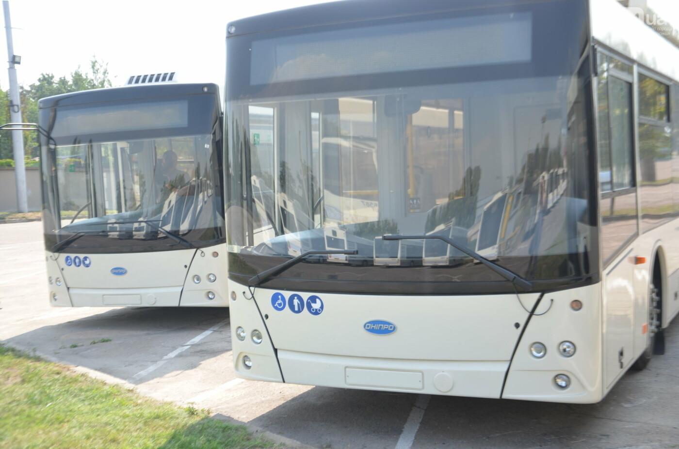 В Запорожье на линию выйдут пять новых троллейбусов с автономным ходом, - ФОТОРЕПОРТАЖ, фото-13