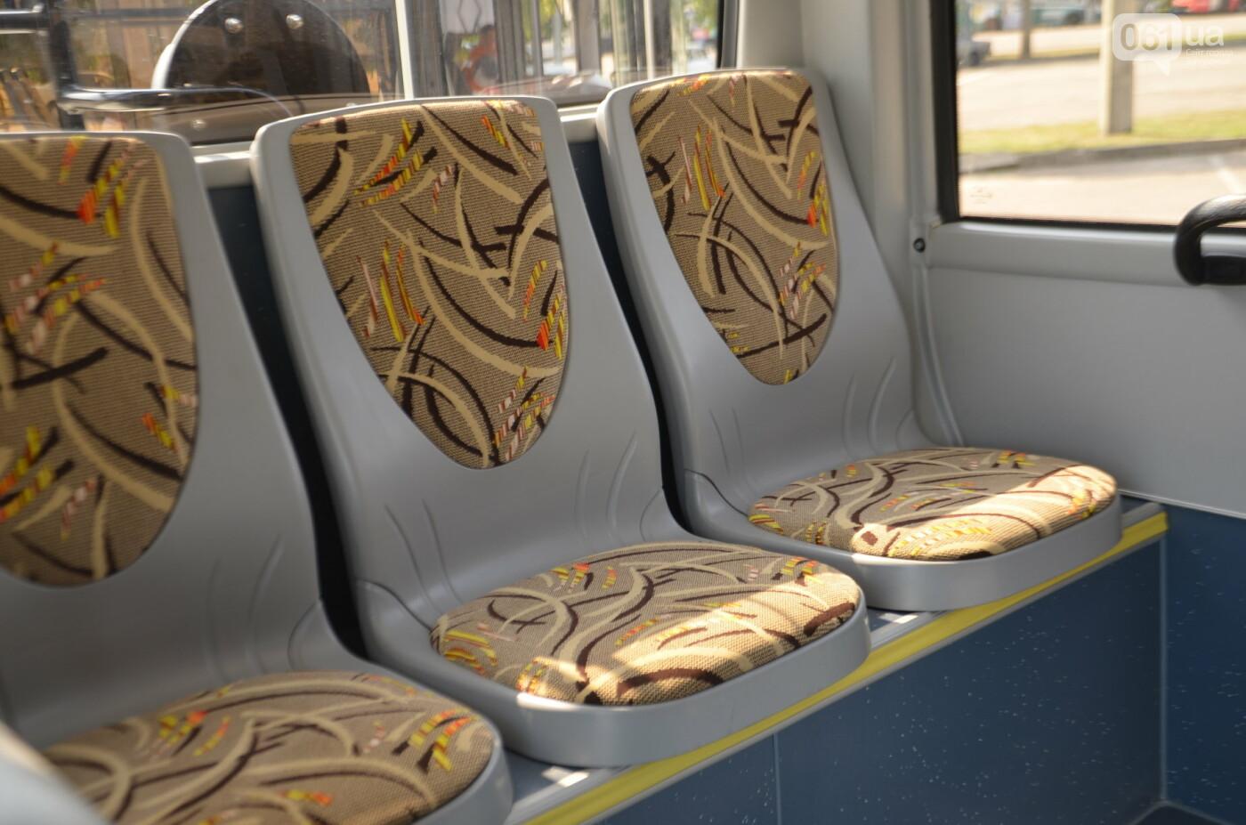 В Запорожье на линию выйдут пять новых троллейбусов с автономным ходом, - ФОТОРЕПОРТАЖ, фото-15