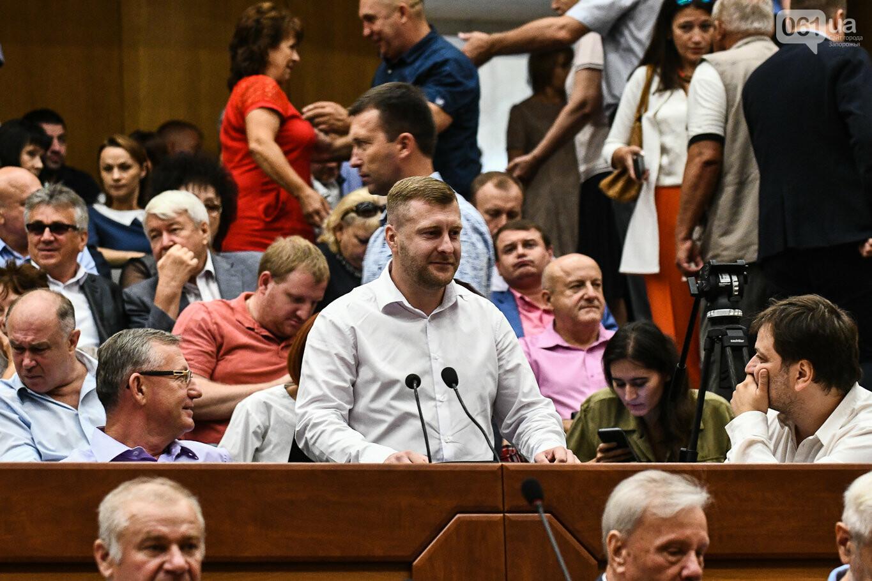 Представление нового запорожского губернатора в высказываниях и фотографиях, фото-4
