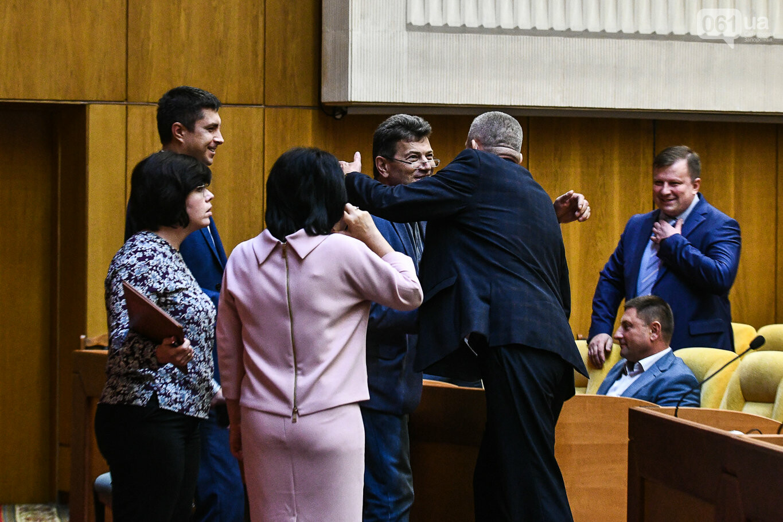 Представление нового запорожского губернатора в высказываниях и фотографиях, фото-7