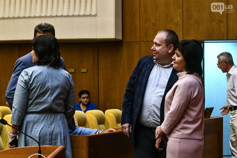 Представление нового запорожского губернатора в высказываниях и фотографиях, фото-14