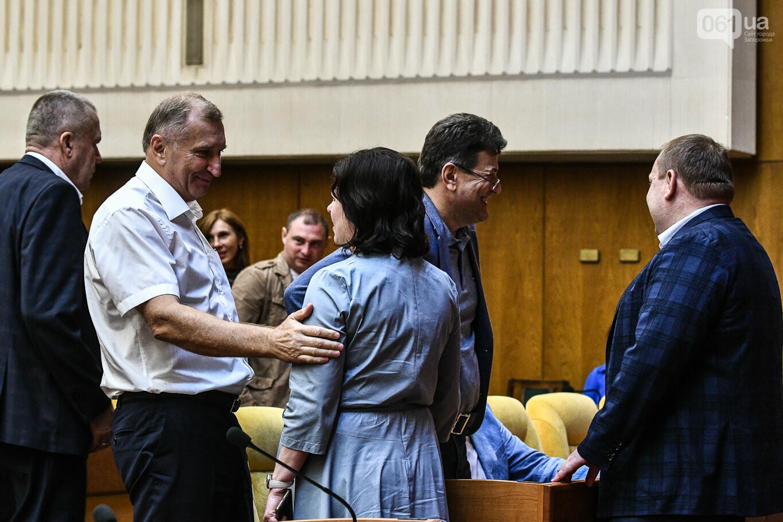Представление нового запорожского губернатора в высказываниях и фотографиях, фото-15