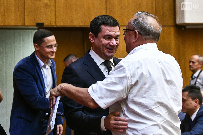Представление нового запорожского губернатора в высказываниях и фотографиях, фото-16