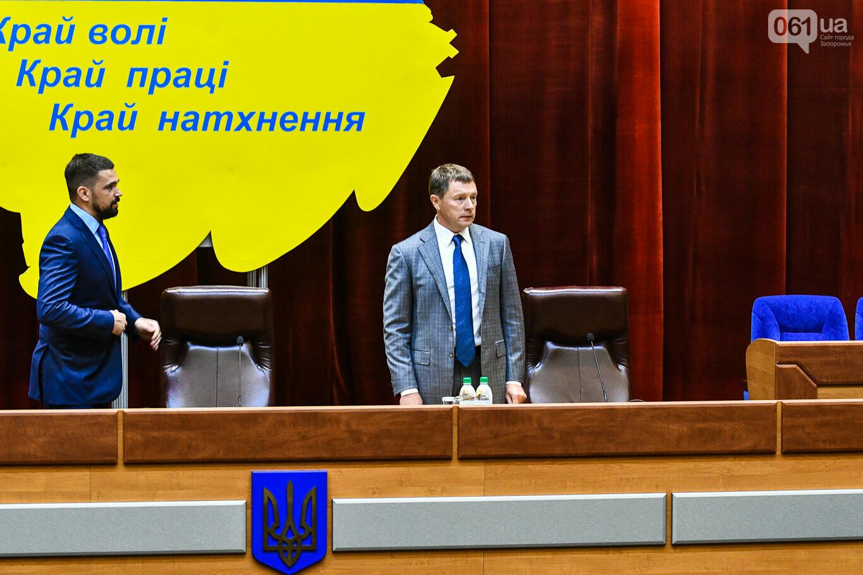 Представление нового запорожского губернатора в высказываниях и фотографиях, фото-21