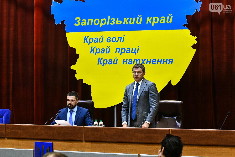 Представление нового запорожского губернатора в высказываниях и фотографиях, фото-23