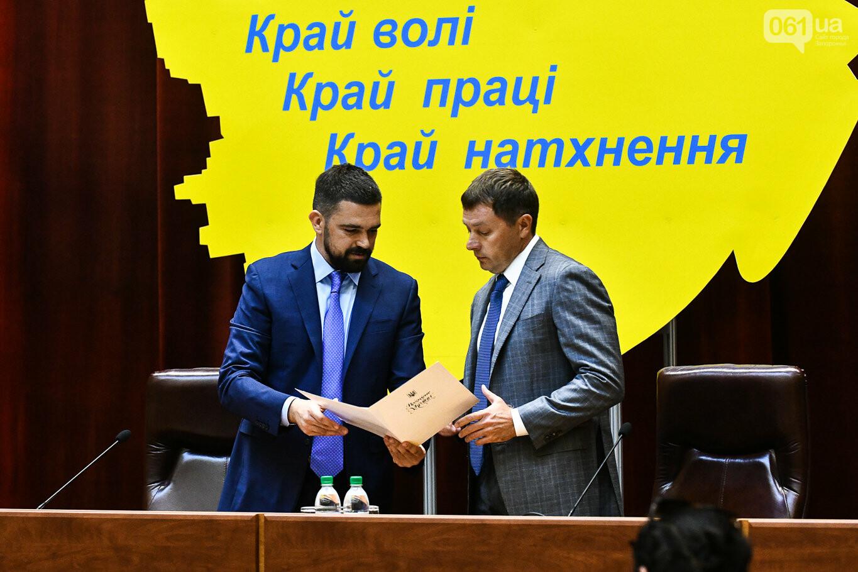Представление нового запорожского губернатора в высказываниях и фотографиях, фото-24