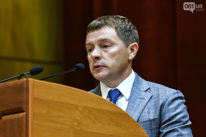 Представление нового запорожского губернатора в высказываниях и фотографиях, фото-29