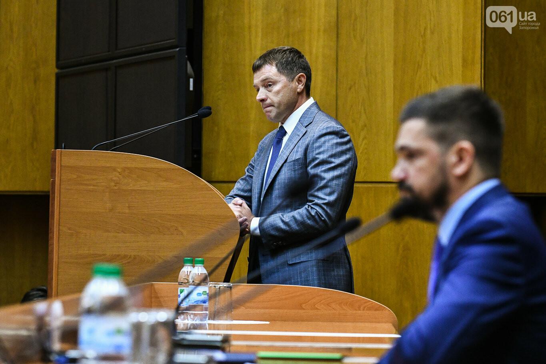 Представление нового запорожского губернатора в высказываниях и фотографиях, фото-28