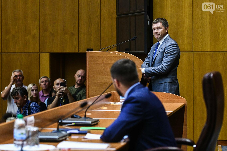Представление нового запорожского губернатора в высказываниях и фотографиях, фото-20
