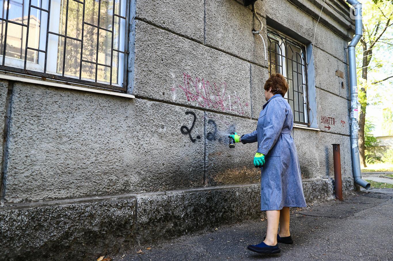 Стоп наркотики: управляющая компания «Мрия» приняла участие в рейде по ликвидации наркорекламы, фото-3
