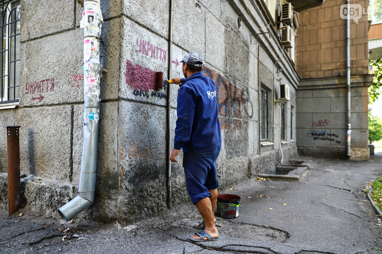 Стоп наркотики: управляющая компания «Мрия» приняла участие в рейде по ликвидации наркорекламы, фото-4