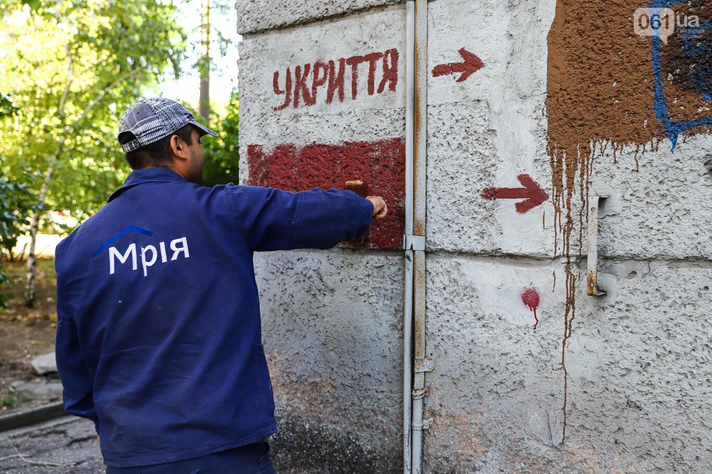 Стоп наркотики: управляющая компания «Мрия» приняла участие в рейде по ликвидации наркорекламы, фото-6
