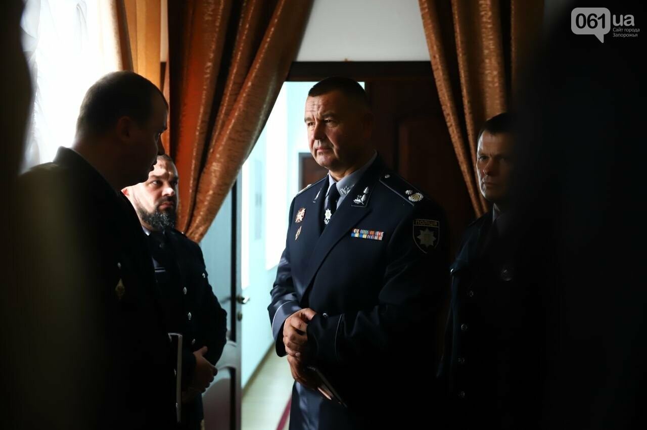 Назначение руководителя запорожской полиции в фотографиях и высказываниях, фото-2