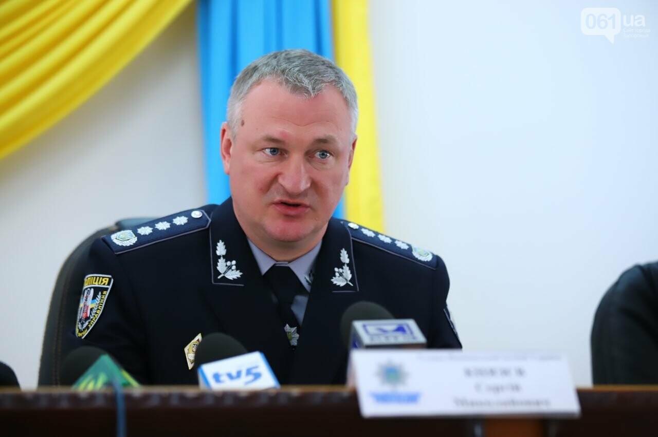 Назначение руководителя запорожской полиции в фотографиях и высказываниях, фото-3