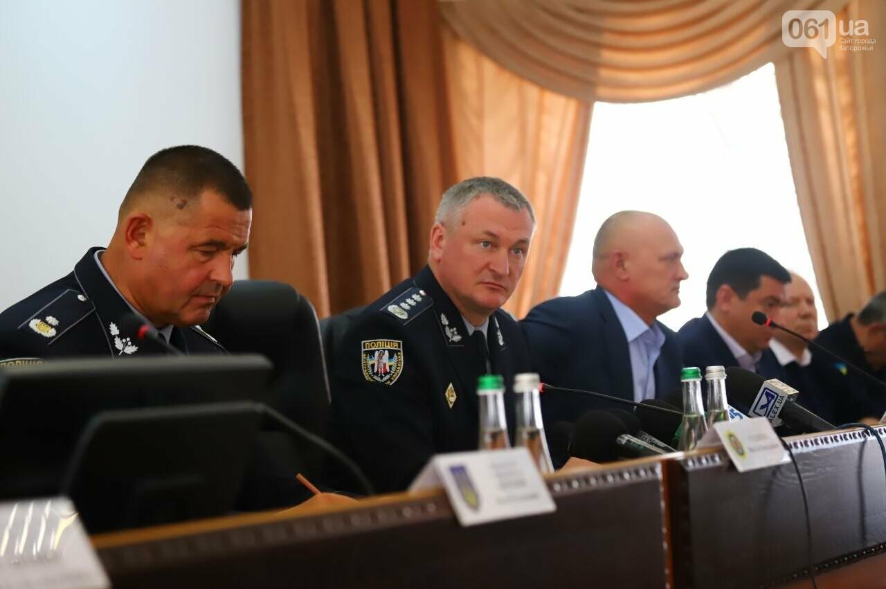 Назначение руководителя запорожской полиции в фотографиях и высказываниях, фото-7