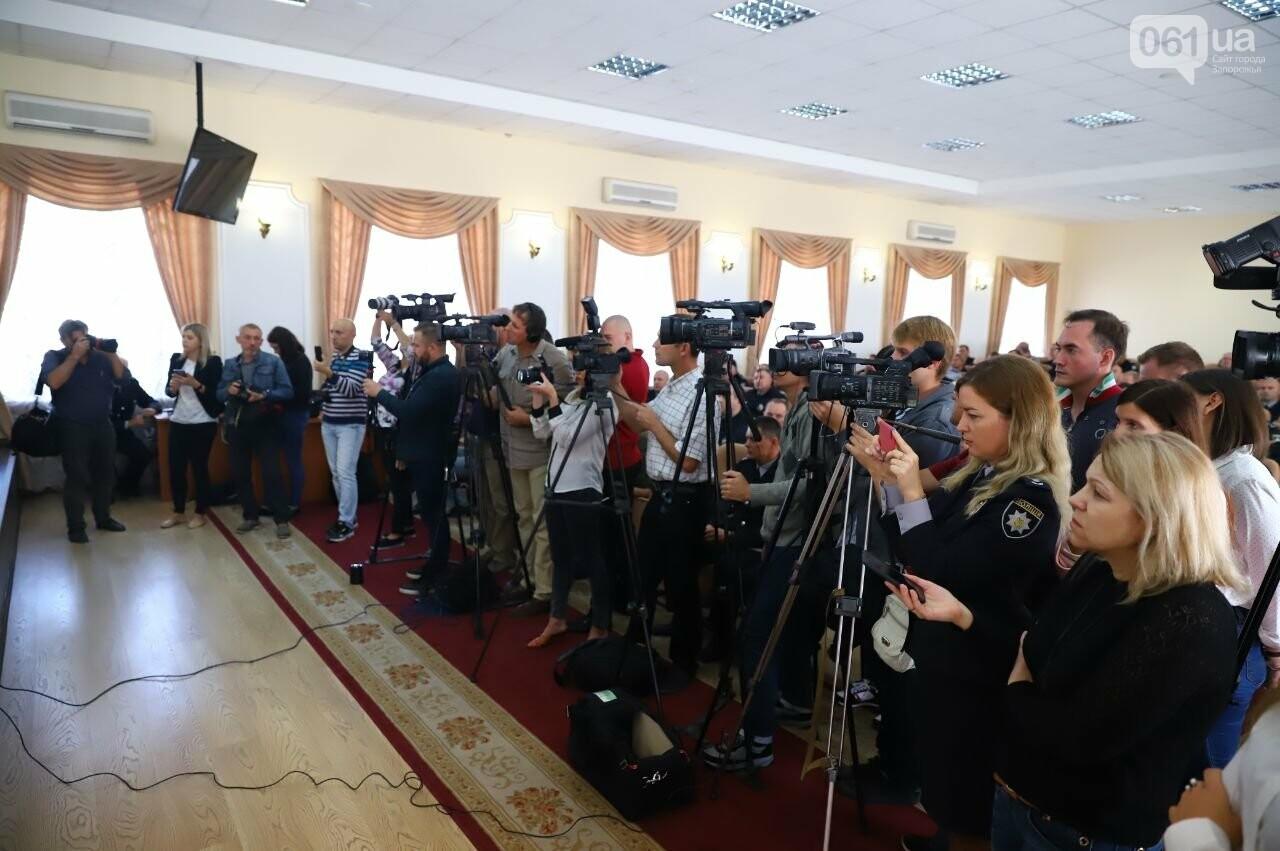 Назначение руководителя запорожской полиции в фотографиях и высказываниях, фото-4