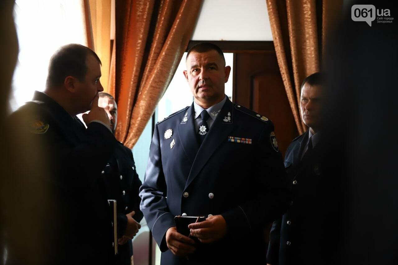 Назначение руководителя запорожской полиции в фотографиях и высказываниях, фото-1