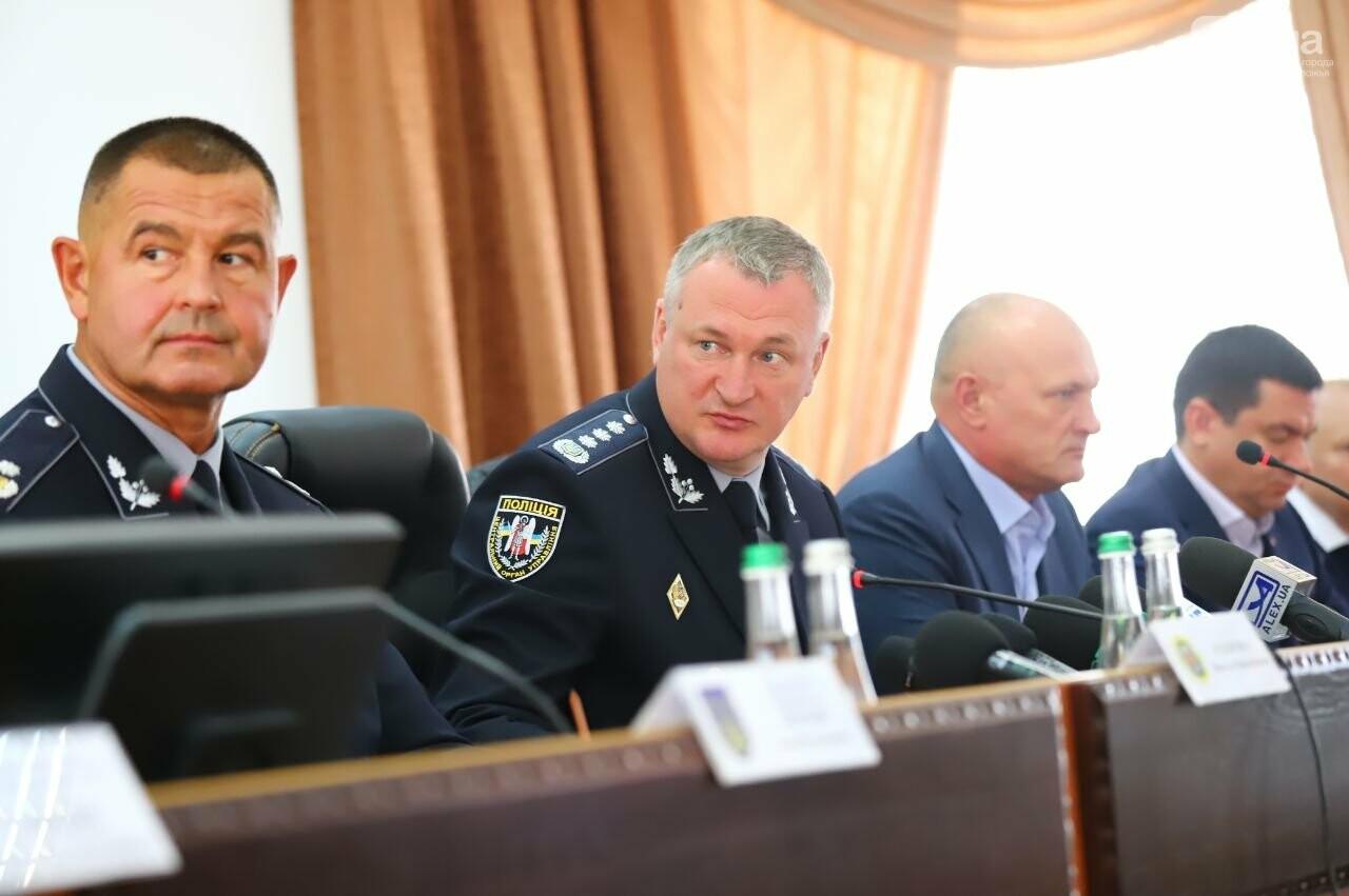 Назначение руководителя запорожской полиции в фотографиях и высказываниях, фото-6
